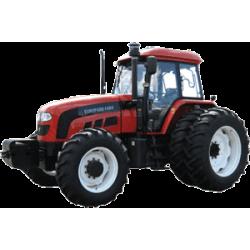 Запчасти к тракторам FT1254/1454