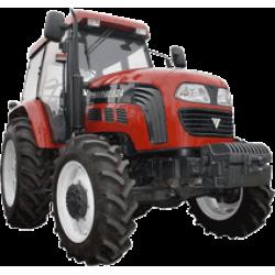 Запчасти к тракторам FT824/904