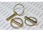 Шплинт (палец фиксатор) - d-11 mm (L-45mm)
