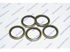 Прокладка металлорезиновая для топливной / гидравлической системы (внутренний Ø 24 мм)