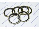 Прокладка металлорезиновая для топливной / гидравлической системы (внутренний Ø 30 мм)